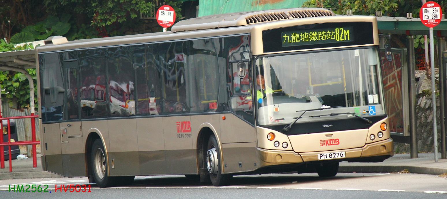九巴82M線