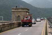 Tai Tam Road Dam-3