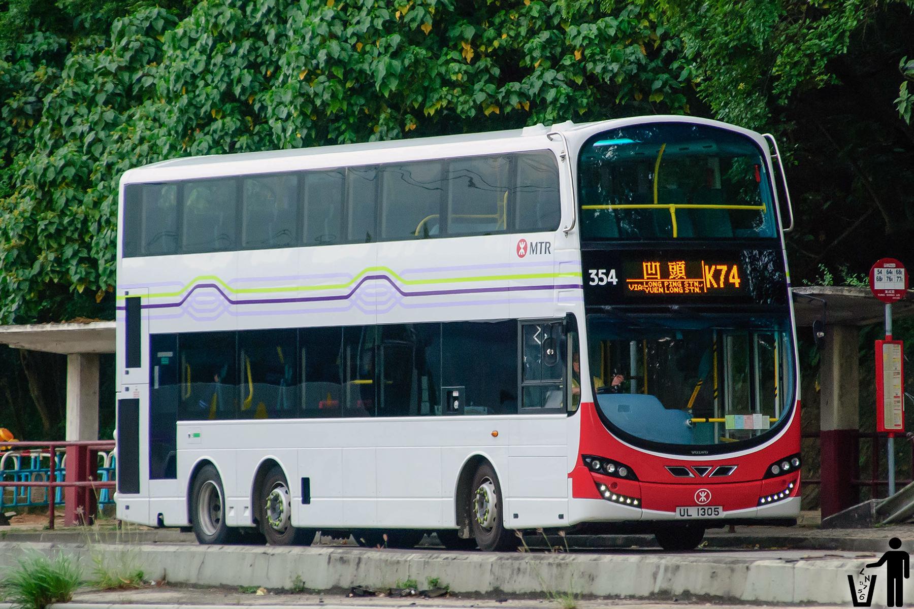 港鐵巴士K74綫