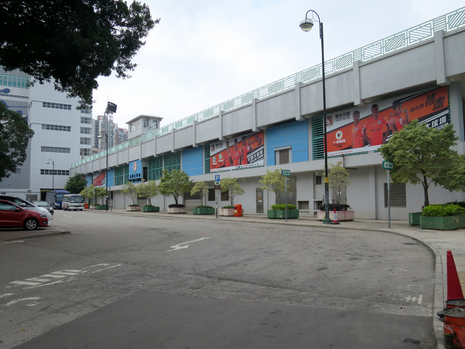 元朗大球場總站