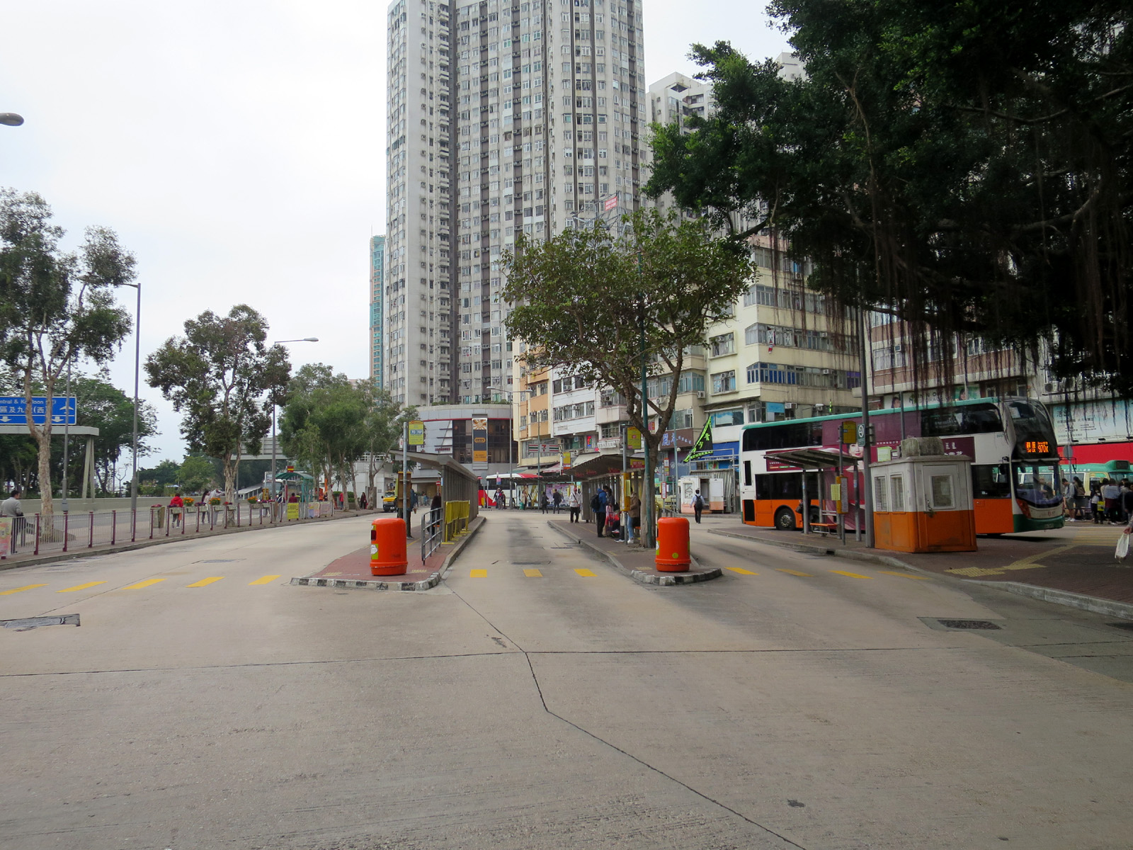 香港仔總站