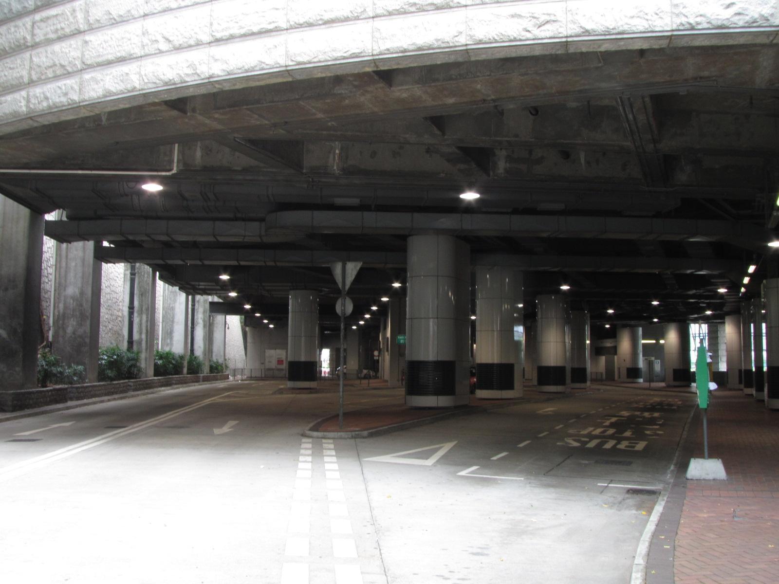 尖東站公共運輸交匯處