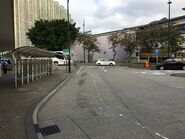 Lantau Taxi Stand in Tung Chung Station Exit D