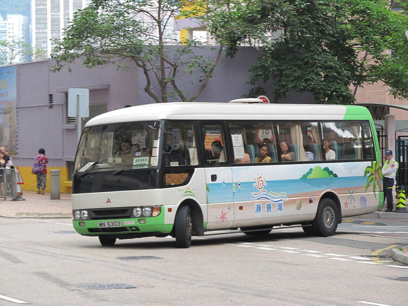 居民巴士NR406線