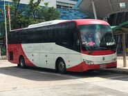 Jackson Bus MH8066 Free MTR Shuttle Bus S1A 01-07-2019