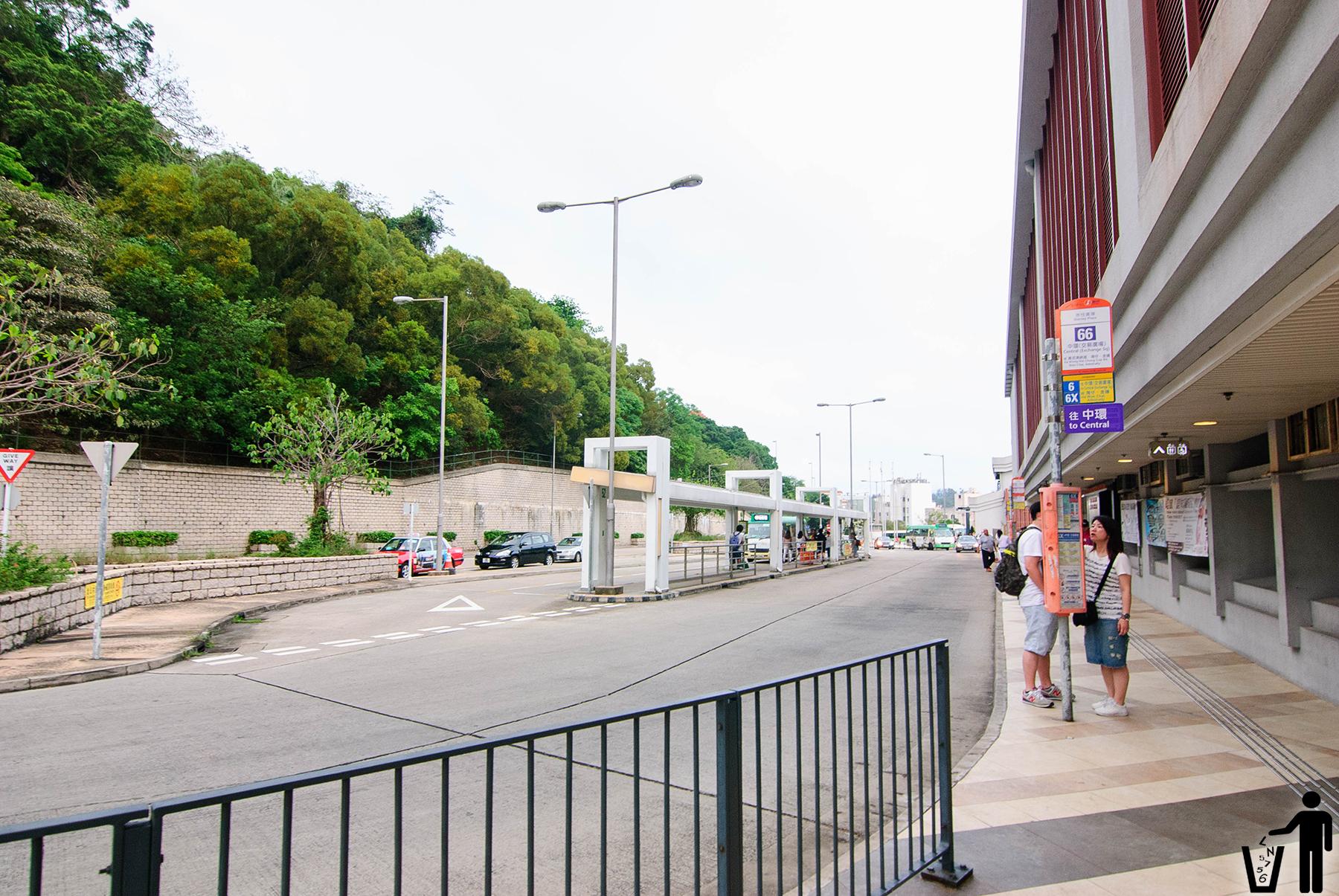 馬坑邨公共運輸交匯處