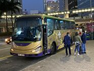 NE3459 Long Fai Bus NR716 22-01-2021