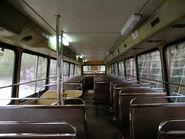 KMB S3BL upper decker seats