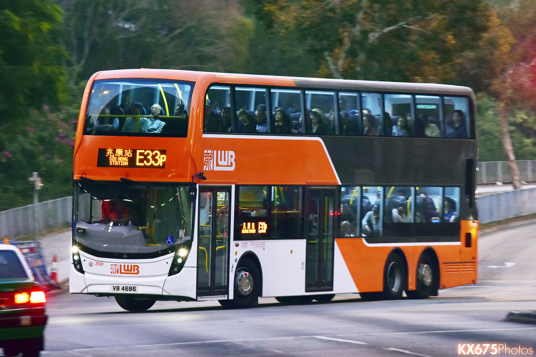 龍運巴士E33P線