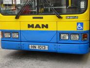MAN CR221LD Volgran