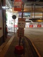 NWFB 15X bus stop 03-05-2017