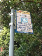 CTB 3B Pokfield Road bus stop 30-03-2015