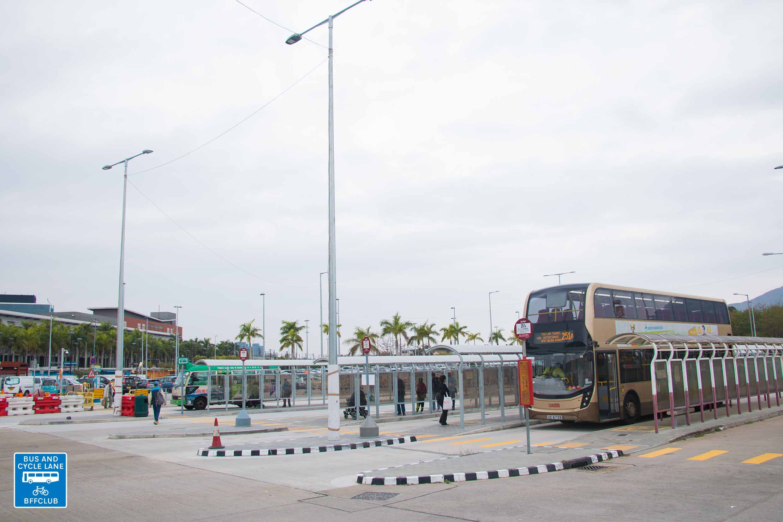 錦上路站公共運輸交匯處