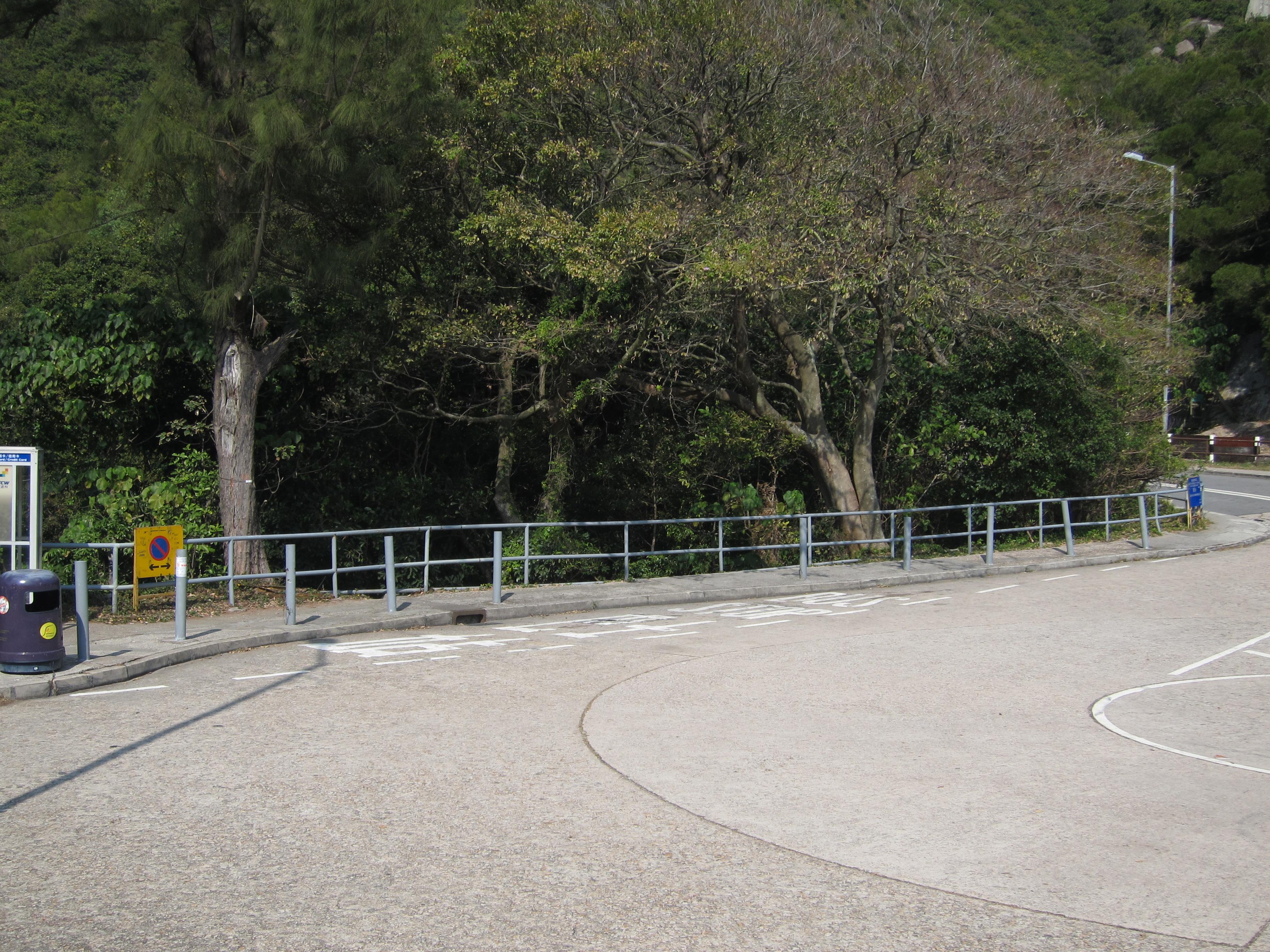 大坑墩總站