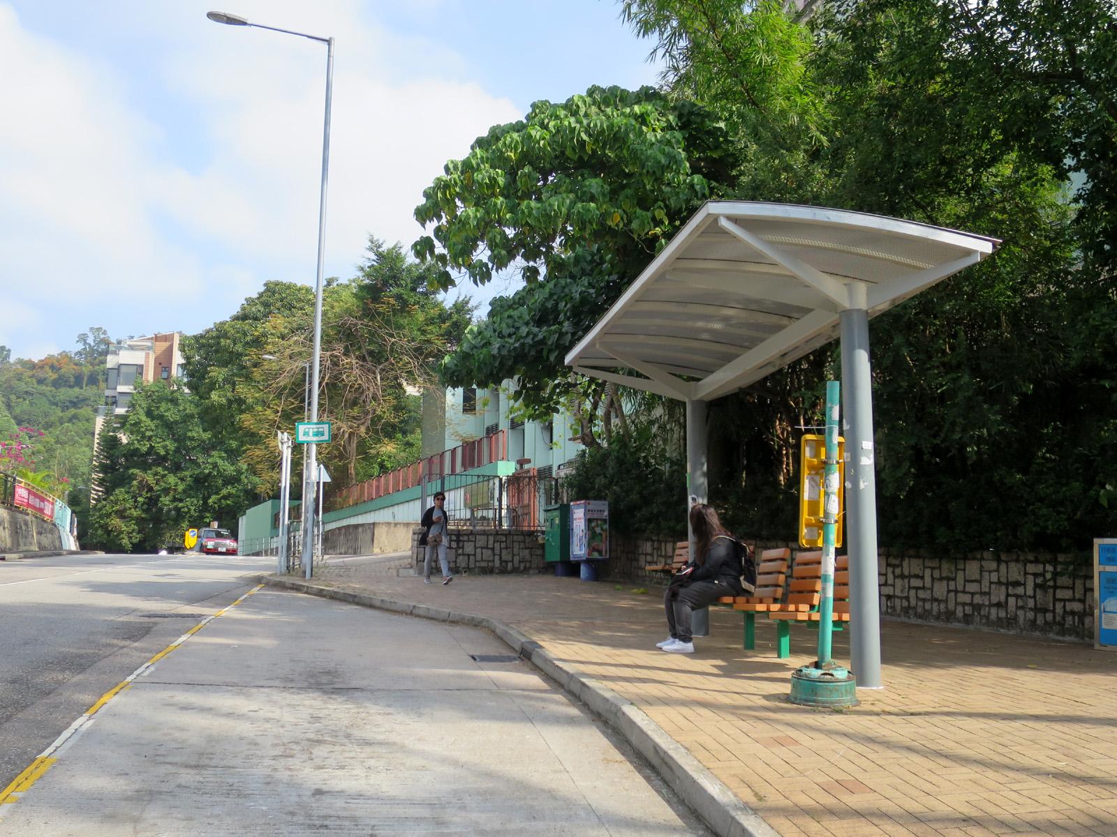 大圍 (銅鑼灣山) 總站