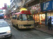 NM7457 Tai Po to Sheung Shui