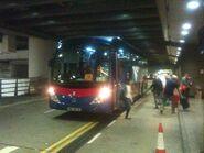 SN7876 MTR Airport Express Shuttle Bus K2 21-10-2014