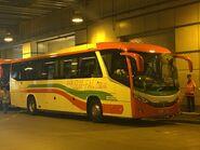 Sun Fai Transportation VU8898 MTR Free Shuttle Bus TKL3 10-10-2019