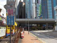 WesternFireServicesStreet BusQueueSign 20170812 2