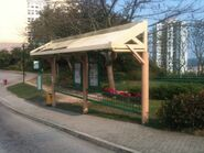 39 Caperidge Drive bus stop 2
