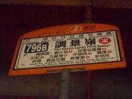 NWFB796B Stop flag