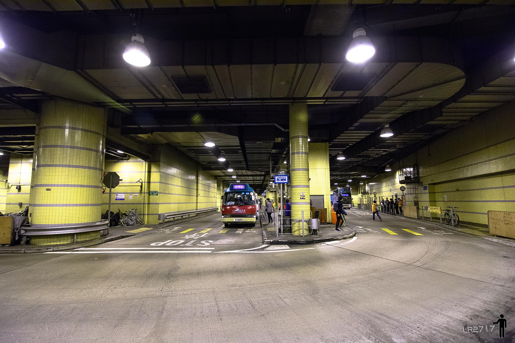 坑口站公共運輸交匯處
