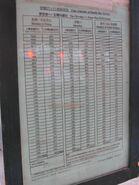 NR335 timetable eff 20061016