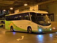 TY5924 Sun Bus SKM Staff Bus 23-06-2021