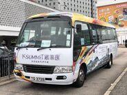 TJ3728 Matilda International Hospital Shuttle Bus