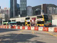 Nam Long Shan Road Bus Terminus front 02-10-2018