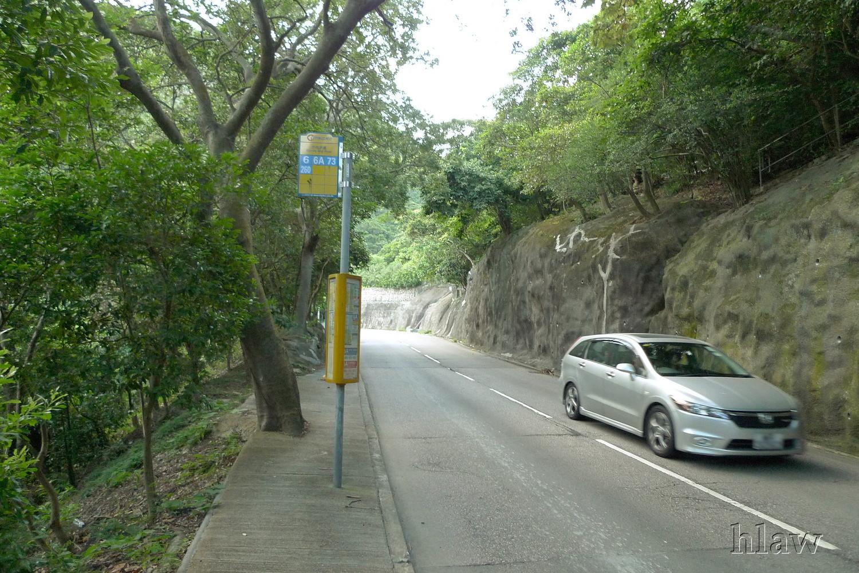 赤柱峽道 (赤柱峽道)