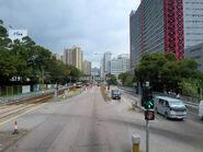 Tsing Wun Road near Hingchoi1 20180411