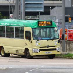 九龍專綫小巴86線