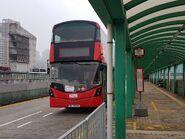 KMB V6P2 XL1339 P960 in Siu Hong Station (North) 19-07-2021