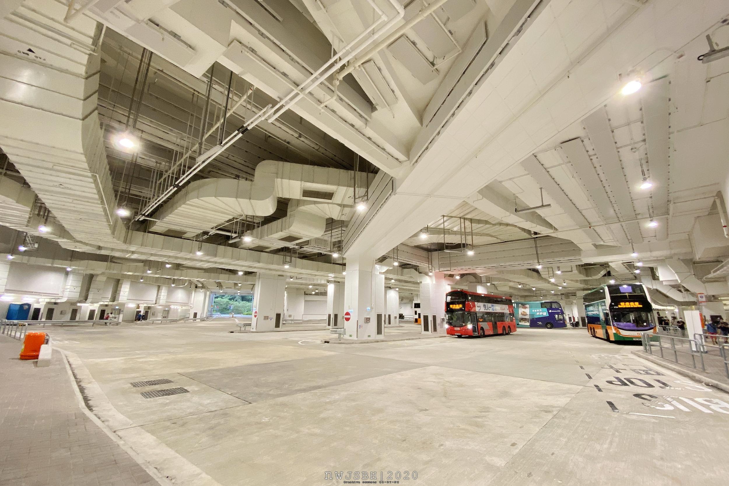 康城站公共運輸交匯處