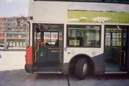 MTR bus door