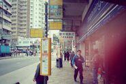 Yue Fai Road bus stop