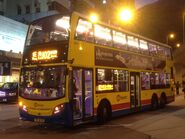 8501 CTB 102 to Mong Kok only 29-11-2016