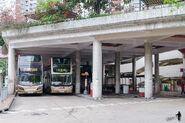 Tsing Yi Estate Bus Terminus 20160426