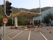 Discovery Bay Tunnel Toll Plaza 21-04-2015