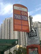 Tong Ming Street NWFB 694 796B 792M Stop flag 2906A 10012010