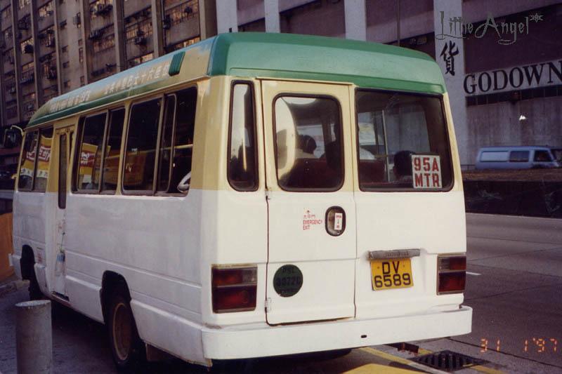 新界專綫小巴95A線