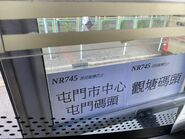 NR745 information board 07-07-2021