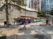 Tung Yan Street Temporary Public Light Bus Terminus 29-03-2021(2)