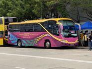 Keung Kee Tours RS1393 MTR Free Shuttle Bus E99M 13-06-2021