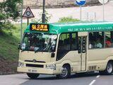 新界專綫小巴9A線