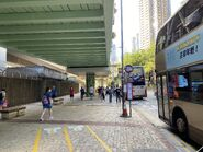 Kowloon Bay Station bus stop 16-05-2021(2)