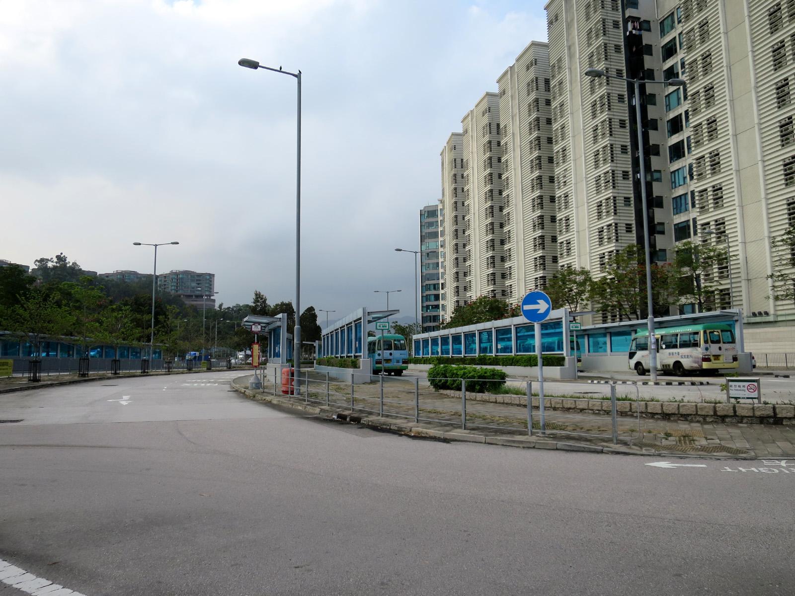 白石角 (科城路) 公共運輸交匯處