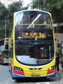 Citybus Volvo B9TL 10.6m 7500 PN8018 on Route 3B