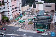 Kennedy Town Station GMB B and A Area 20170729